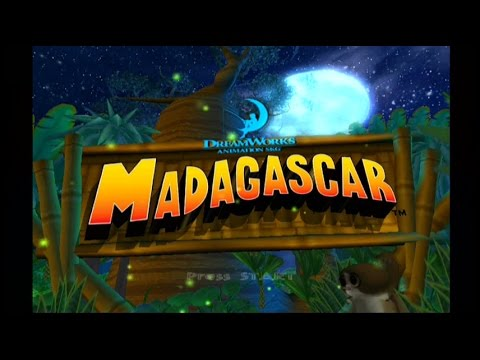 Madagascar - Nintendo Gamecube