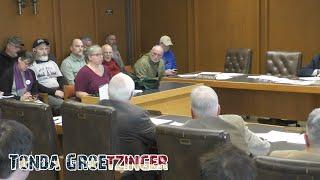 Tonda Groetzinger testimony ag…