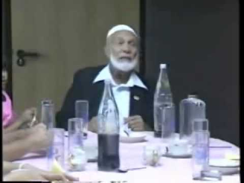 Jewish Family at Deedat Residence