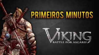 Viking: Battle for Asgard - Primeiros Minutos