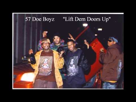 Detroit City Ballas Presents 57 Doe Boyz