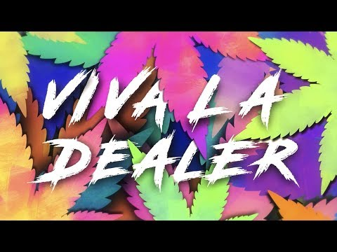SDP feat. Capital Bra - Viva la Dealer (Lyric Video)