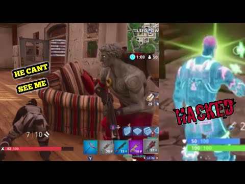 HOW TO HACK AND NOT GET BANNED (FORTNITE) 2018 - YouTube
