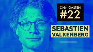 Zihnigasten #22 - Sebastien Valkenberg