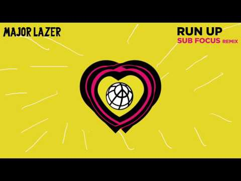 Major Lazer - Run Up (feat. PARTYNEXTDOOR & Nicki Minaj) (Sub Focus Remix)