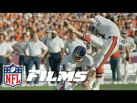 The Era Of The Barefoot Kicker | NFL Films Presents