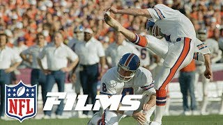 Video The Era of the Barefoot Kicker | NFL Films Presents download MP3, 3GP, MP4, WEBM, AVI, FLV November 2017