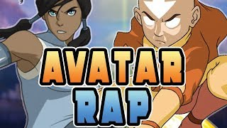 "AVATAR RAP | ""Master of the Elements"" 