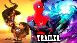 Spider-Man: Far From Home Official Trailer UPDATE - NEW RELEASED DATE? Avengers EndGame Issues?