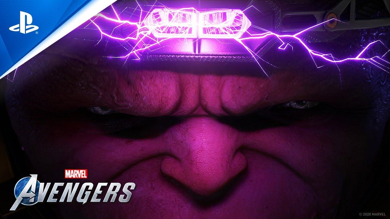Marvel's Avengers - عرض خطر MODOK التشويقي