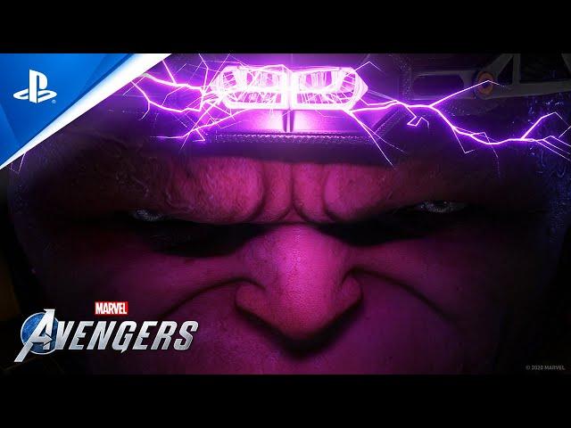 Marvel's Avengers - The MODOK Threat Trailer | PS4