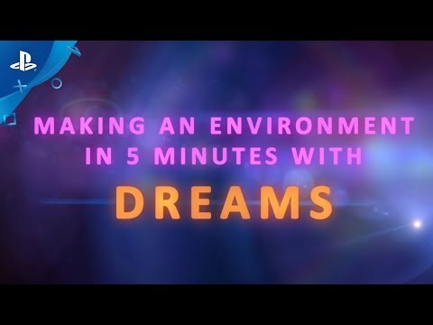 Download Youtube: Dreams | Making an Environment in 5 Minutes | PS4