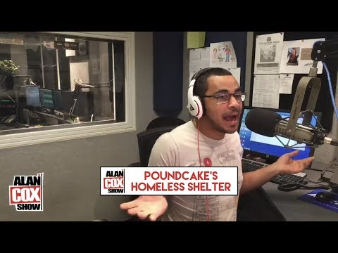 The Alan Cox Show - Poundcake's Homeless Shelter