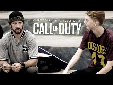Chris Cole's Never Been Done - Call Of Duty