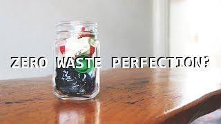 MY PROBLEM WITH THE TRASH JAR