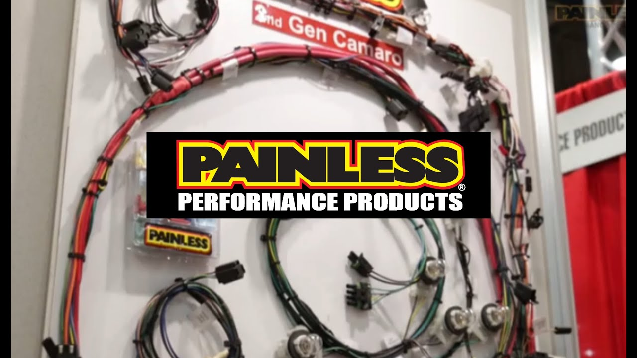 new direct fit line painless performance products [ 1280 x 720 Pixel ]