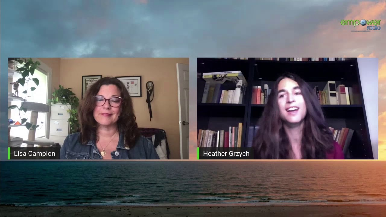 WATCH: Heather talk with Lisa Campion about The Miracle of Healing