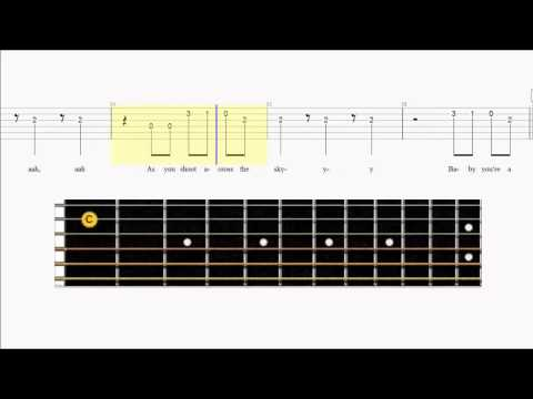 Firework katy perry guitar chords