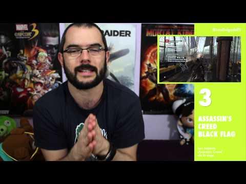 TOP 5: ASSASSIN'S CREED | Los Mejores de la Saga