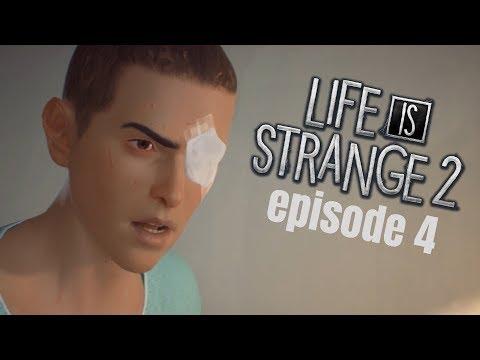 Life is Strange 2 - Episode 4 - new eyehole yay!!! #1