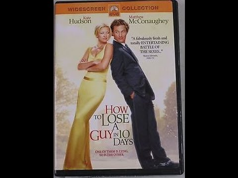 Opening To How To Lose A Guy In 10 Days 2003 Dvd 2006 Reprint Youtube