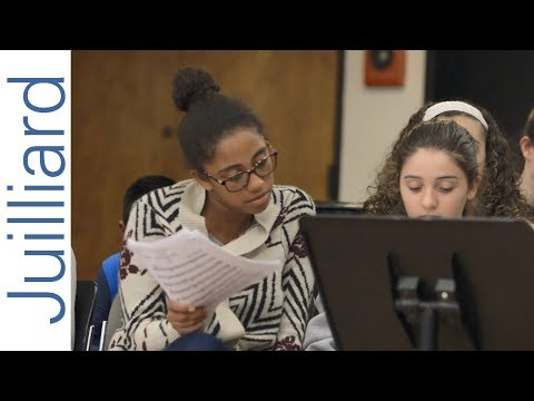 The Welcoming MAP Community with Adrienne & Hailey | Juilliard MAP Minute