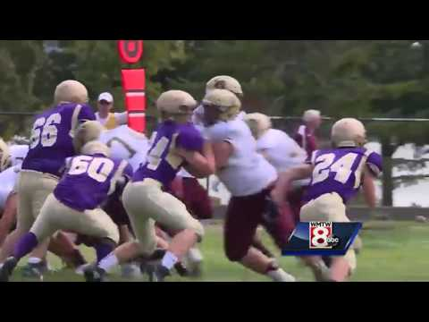Thornton Academy wins big over Cheverus