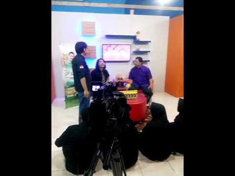 Belakang layar setelah break iklan presenter pd santai