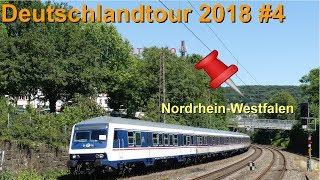 Br111 Fan: Deutschlandtour 2018 #4 NRW