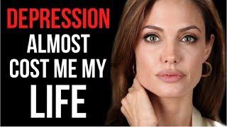hogyan hagyta abba a dohányzást Angelina Jolie)