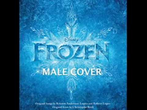 love-is-an-open-door---male-part---santino-fontana---nick-conroy-cover
