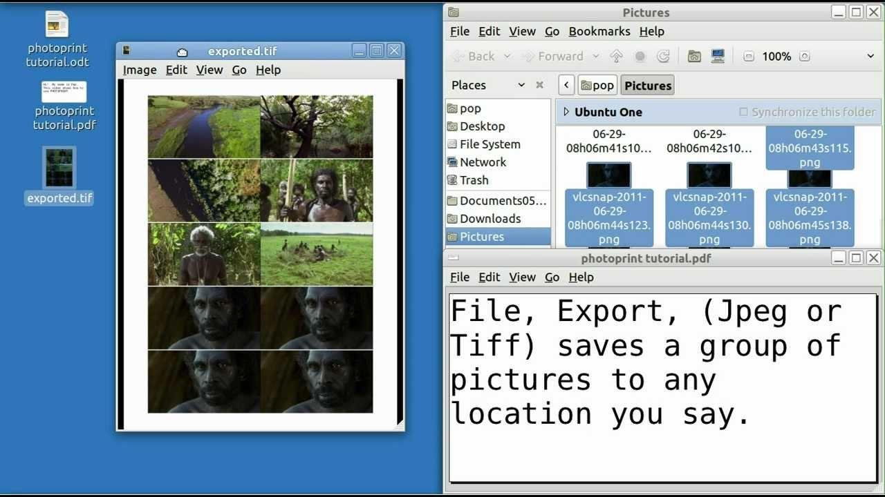 Photoprint 10 инструкция