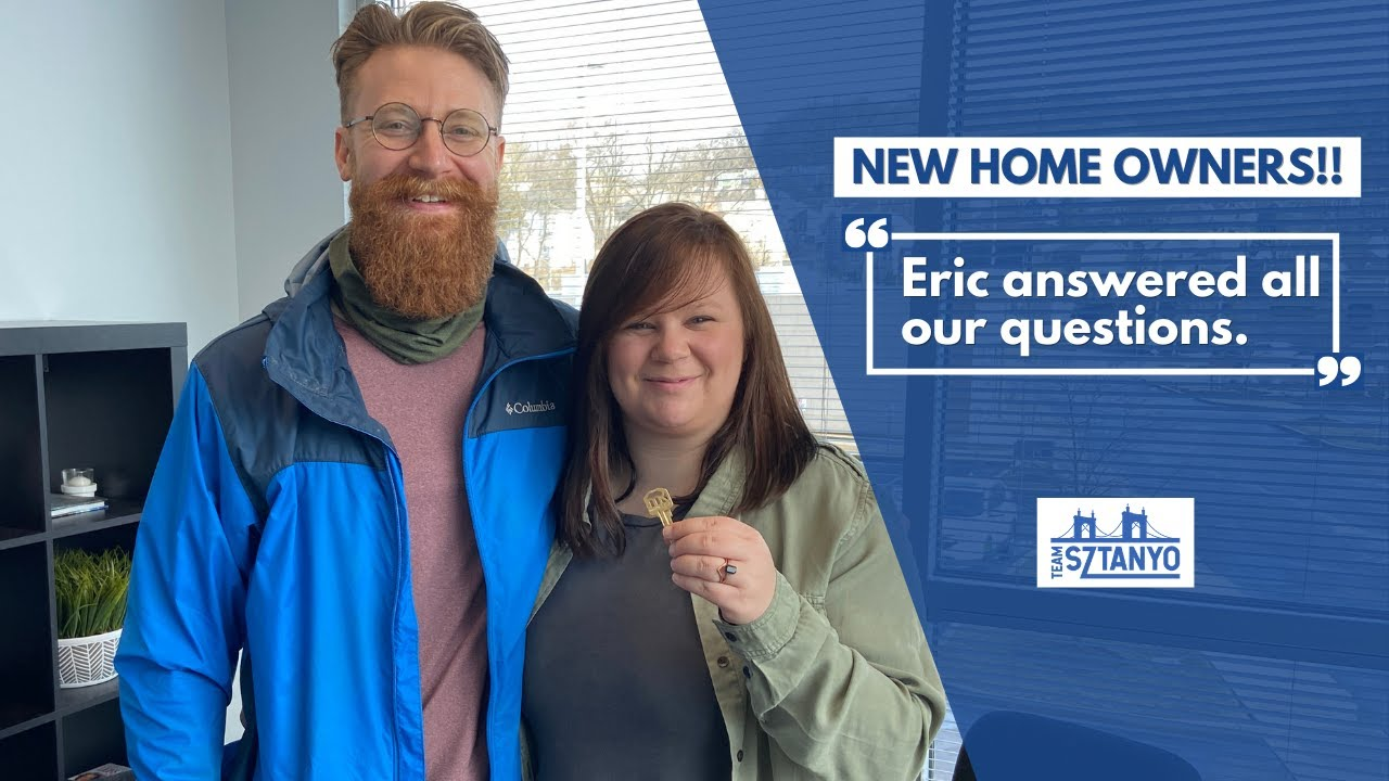 First Time Homebuyers in Norwood, Ohio | Team Sztanyo Buyers Testimonial
