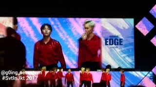 Video 170923 Seventeen Diamond Edge 1st World Tour in Jakarta - Free style dance download MP3, 3GP, MP4, WEBM, AVI, FLV Juli 2018