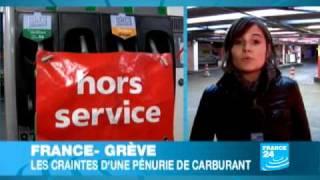 Pénurie d'essence : le gouvernement rassure, les Français s'inquiètent