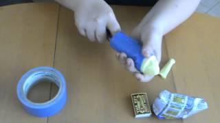 Jak vyrobit airsoftovou zbraň (prcačku)