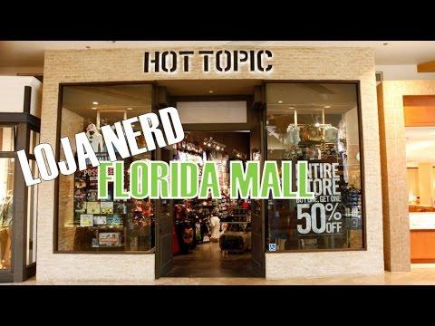Loja Hot Topic - Florida Mall