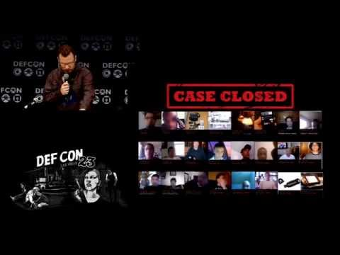 DEF CON 23: Confessions of a Professional Cyber Stalker – Ken Westin