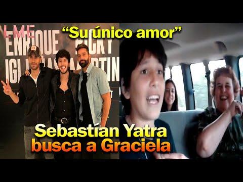 Sebastián Yatra en busca de su único amor, en Gira con Ricky Martin y Enrique Iglesias