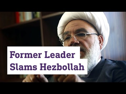 Former Hezbollah leader slams group as US-Russia agents