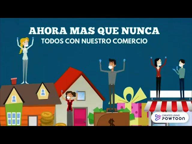 Campaña Sevilla + Comercio Contigo!