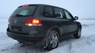 Тест авто драйв VW Touareg  3.2I(http://vk.com/id340195362., 2016-01-31T16:11:03.000Z)