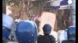 Anger in Algeria sparks fresh riots