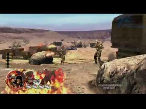 Rambo Arcade Gameplay - Full Playthrough