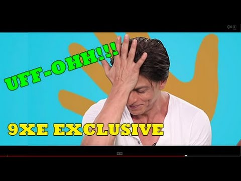 Shahrukh Khan's ULTIMATE 'FACEPALM' Moment | FACE PALM | Episode 3