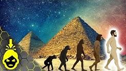 Chronologie de l'EVOLUTION de l'UNIVERS et de l'HOMME (Partie 2)