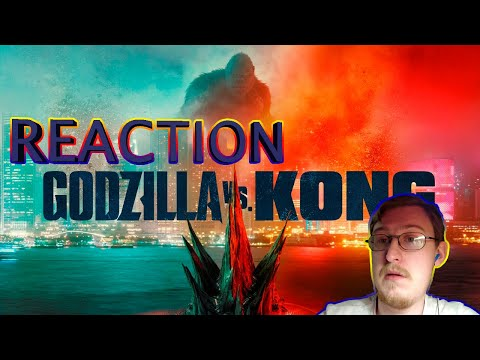 Godzilla vs. Kong – Official Trailer (RU) | RUSSIAN REACTION