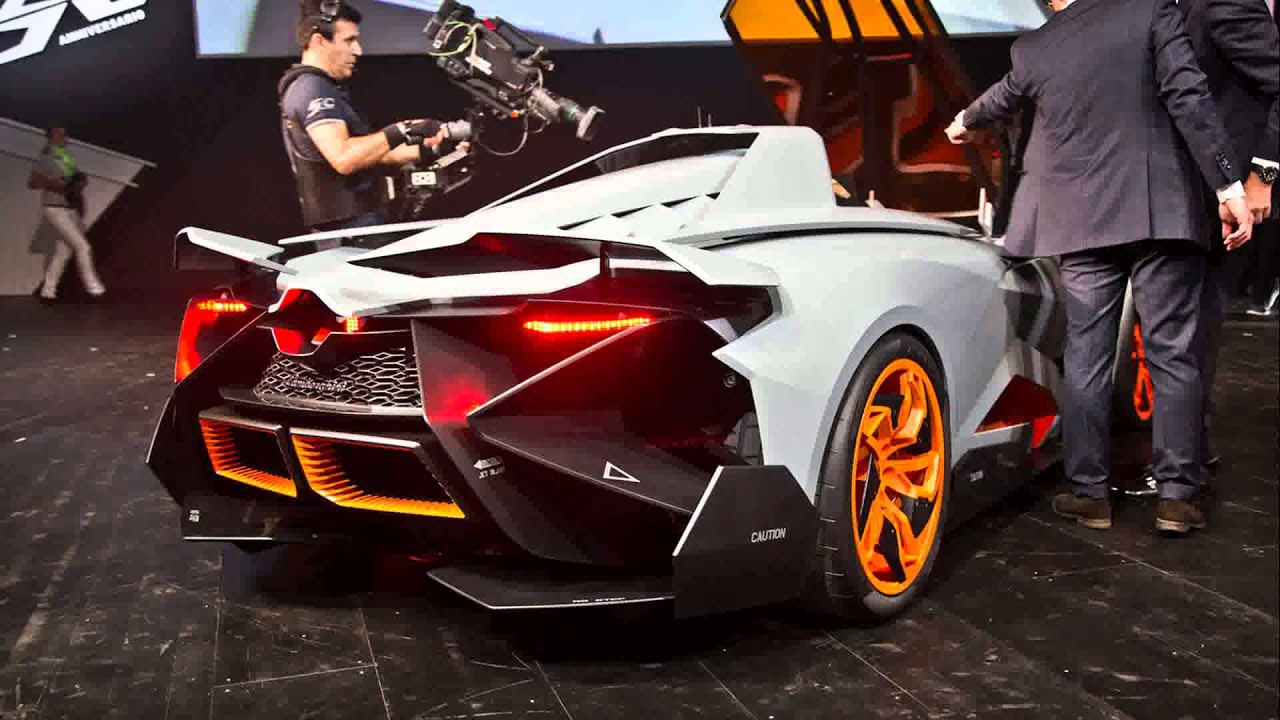 lamborghini egoista 02 youtube