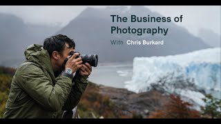 The Business of Photography Workshop with Chris Burkard