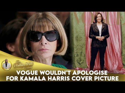 Vogue Is Wrong For The Kamala Harris Cover